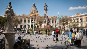 Bolivya Uçak Bileti Fiyatı