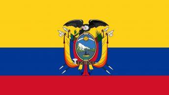 Ekvador Bayrağı