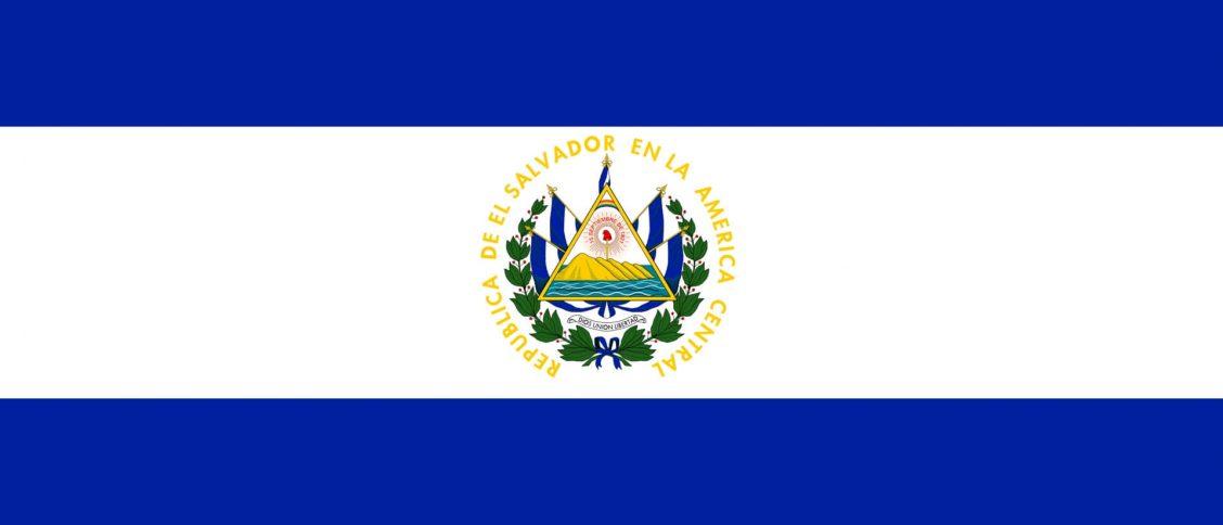 El Salvador Bayrağı