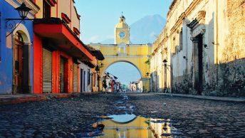 Guatemala'ya Nasıl Gidiliyor?