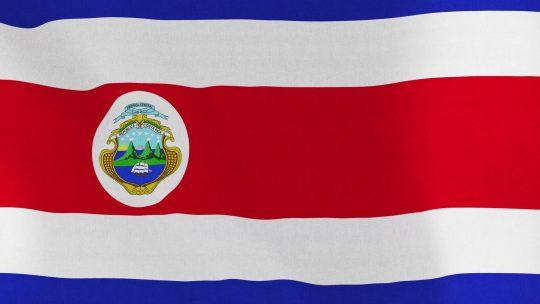 Kosta Rika Bayrağı