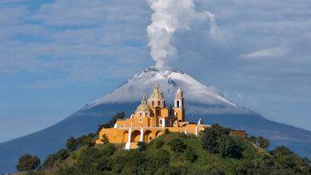 Meksika Gezilecek Yerleri