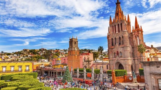 Meksika'ya Hangi Mevsimde Gidilir?
