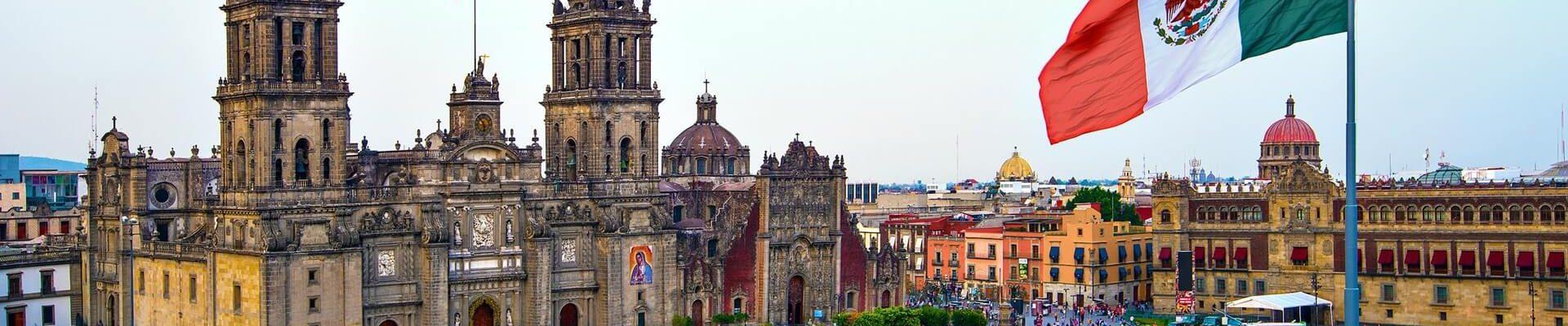Meksika'ya Nasıl Gidiliyor?
