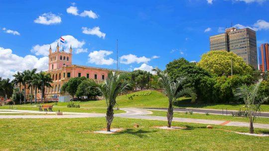 Paraguay'a Nasıl Gidiliyor?