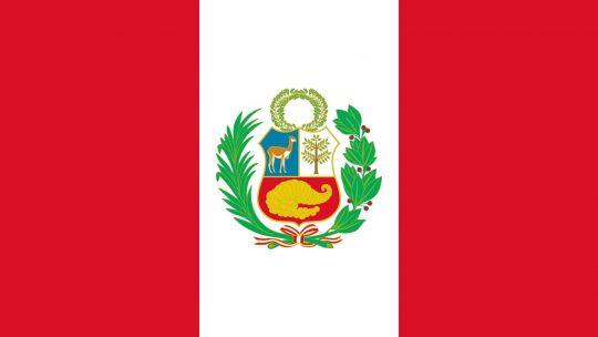 Peru Bayrağı