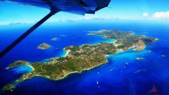 Saint Barthelemy Uçak Bileti Fiyatı